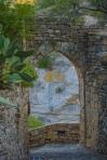 Archway to bridges