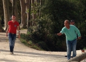 Boules game