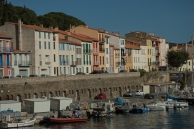 Quayside Port-Vendres