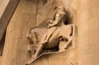 Sagrada Familia Facade 2