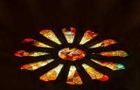 Sagrada Familia Stained Glass 4