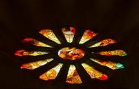 Sagrada Familia Stained Glass 4