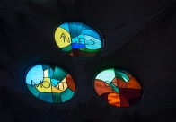 Sagrada Familia Stained Glass 5