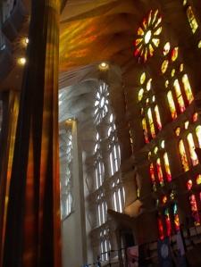 Sagrada Familia Stained Glass 6