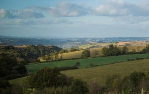 Tarn countryside