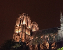 Notre Dame from Bateau Mouche