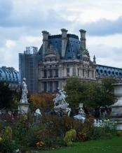 Tuileries Louvre_