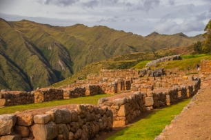Incan Stone Walls 3