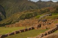 Incan Stone Walls