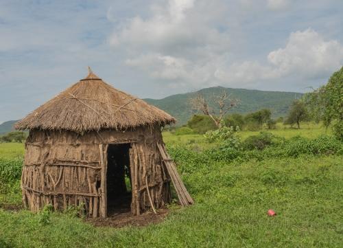 Maasai Hut