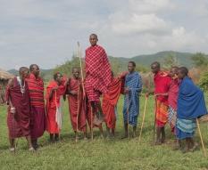 Maasai Jump Dance 2