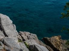 Teal Adriatic Waters