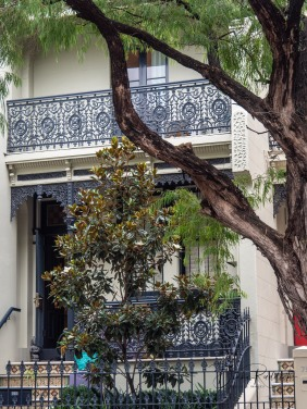 Paddington St Terrace House