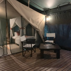 Bush Camp Veranda