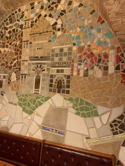Mosaic in Kitchen